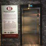 Elevator w Sign